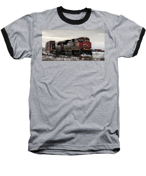 Northbound Double Stack Baseball T-Shirt