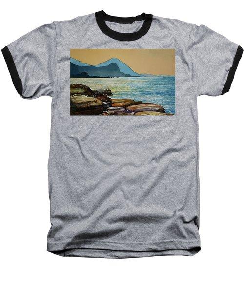 Northeast Coast Of Taiwan Baseball T-Shirt