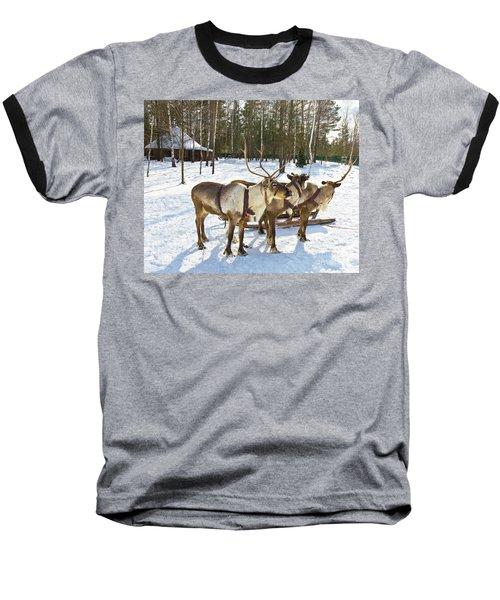 Northern Deers Baseball T-Shirt