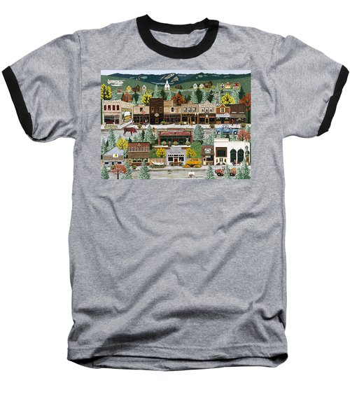 Northern Exposure Baseball T-Shirt