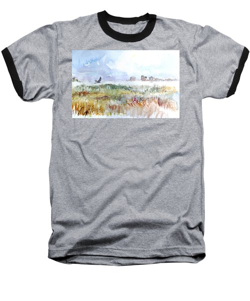 Northern Harrier Baseball T-Shirt