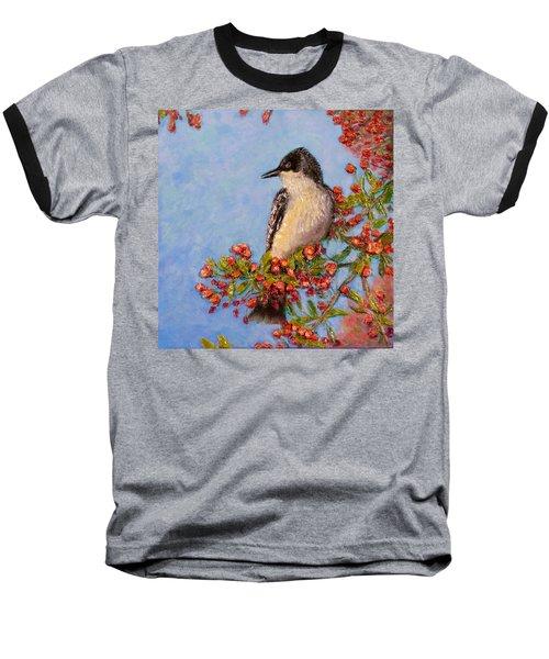 Northern King Bird  Baseball T-Shirt