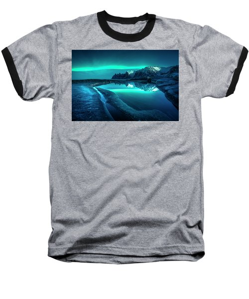 Northern Light Baseball T-Shirt