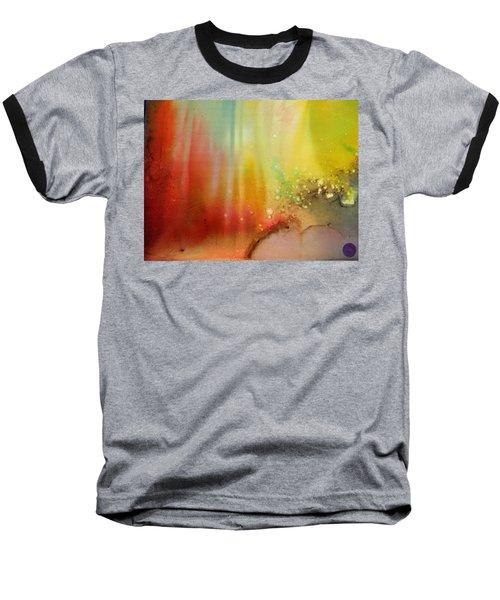 Northern Lights # 1 Baseball T-Shirt
