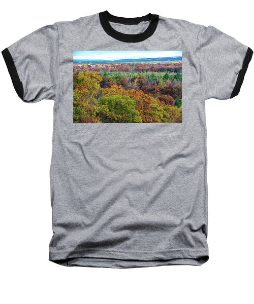 Northern Michigan Fall Baseball T-Shirt