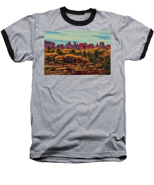 Northern Needles Baseball T-Shirt
