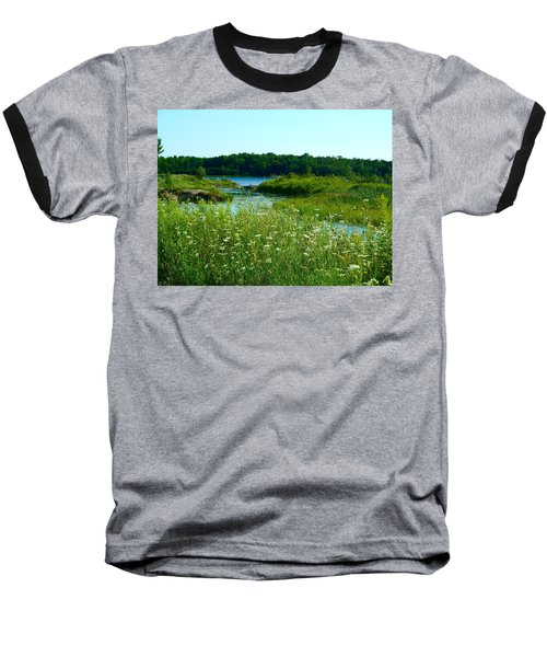 Northern Ontario 1 Baseball T-Shirt