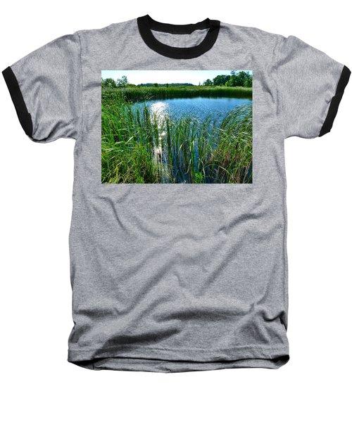 Northern Ontario 2 Baseball T-Shirt