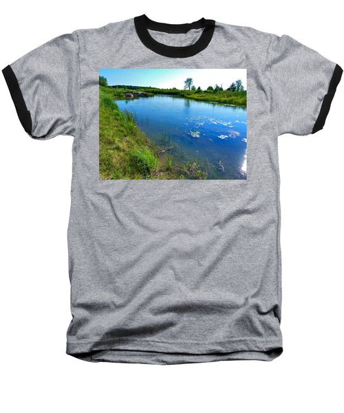 Northern Ontario 3 Baseball T-Shirt