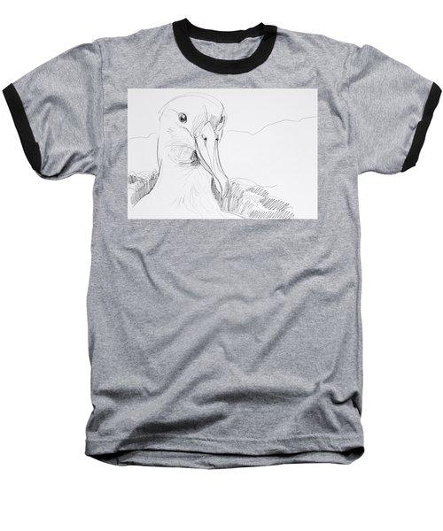 Northern Royal Albatross Baseball T-Shirt