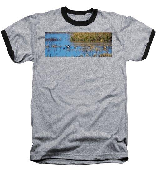 Northern Shovelers Baseball T-Shirt
