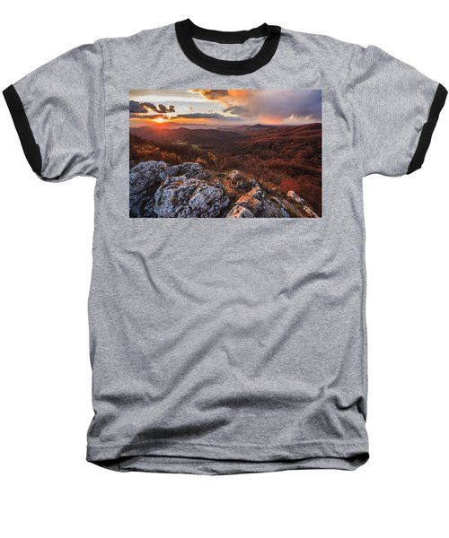 Northern Territory Baseball T-Shirt