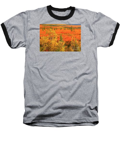 Northern Tundra Baseball T-Shirt