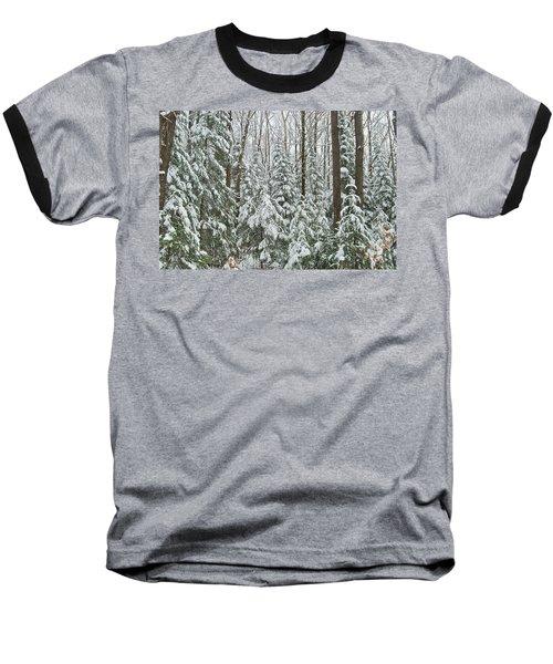 Northern Winter Baseball T-Shirt