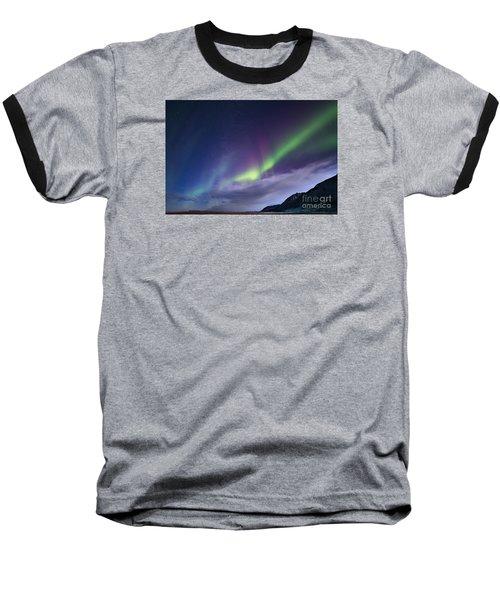 Northetn Lights 6 Baseball T-Shirt