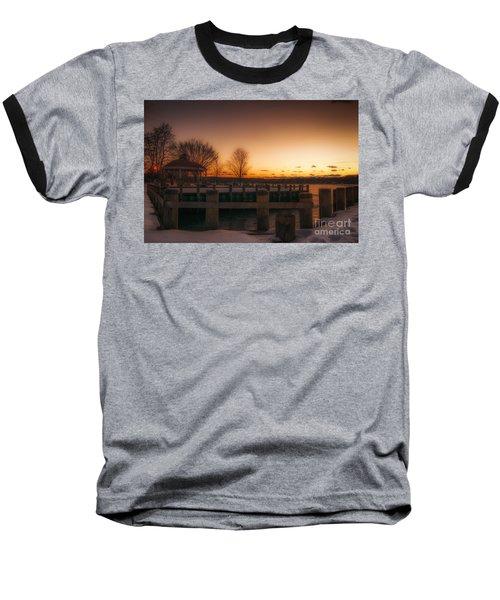 Northport Sunset Baseball T-Shirt