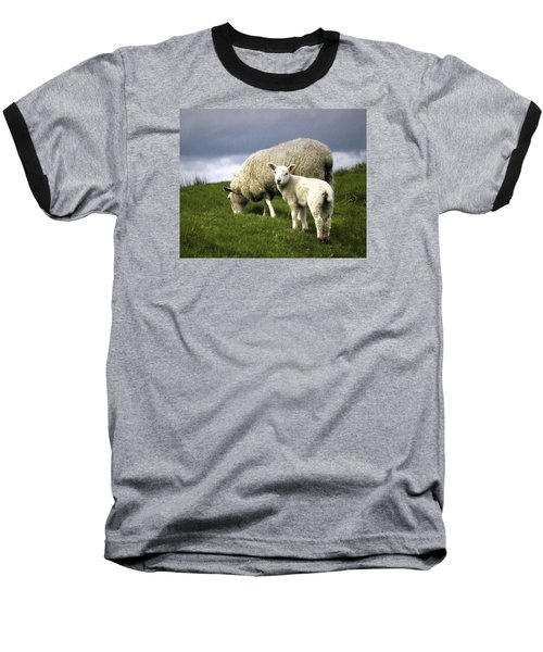 Northumberland Lamb Baseball T-Shirt