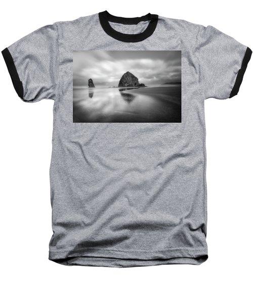 Northwest Monolith Baseball T-Shirt by Ryan Manuel