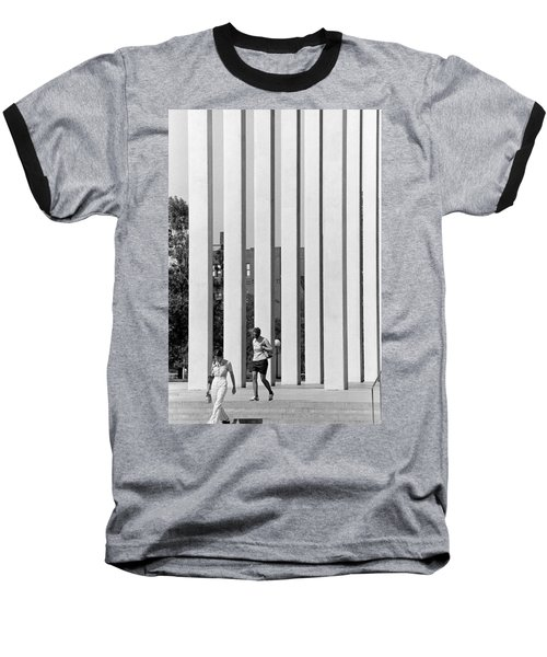 Northwestern National Life Columns Baseball T-Shirt