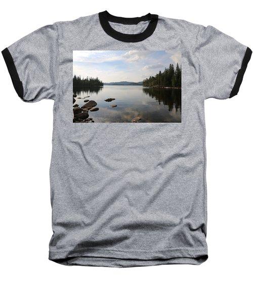 Norwegian Landscape  Baseball T-Shirt