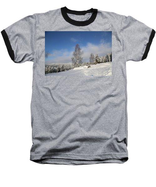 Norwegian Valley. Baseball T-Shirt