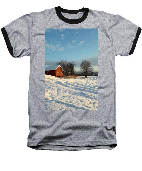 Norwegian Winter  Baseball T-Shirt