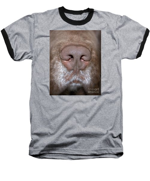 Nosey Baseball T-Shirt