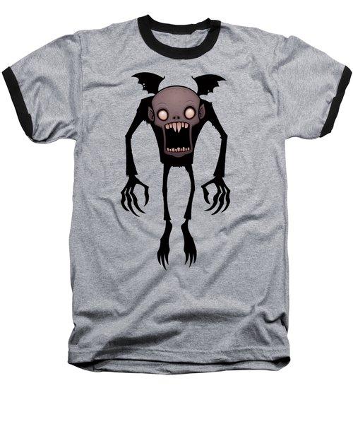 Nosferatu Baseball T-Shirt