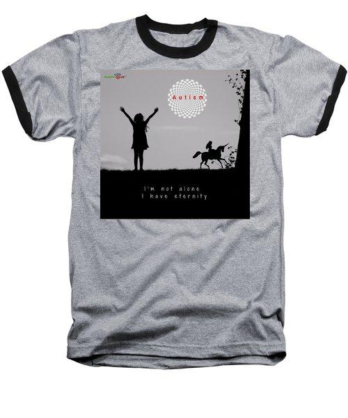 Not Alone Baseball T-Shirt