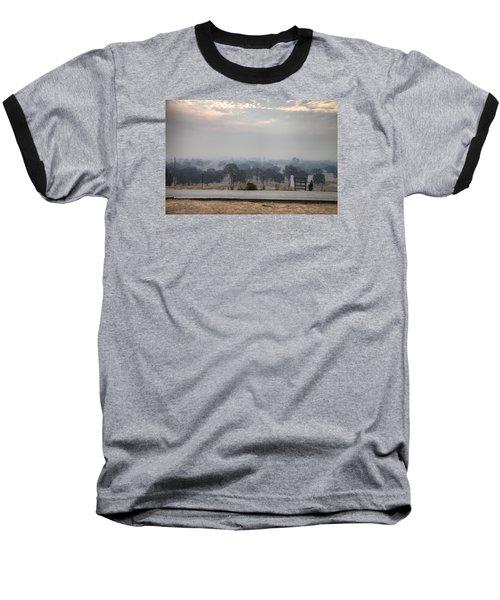 Not Clouds Baseball T-Shirt