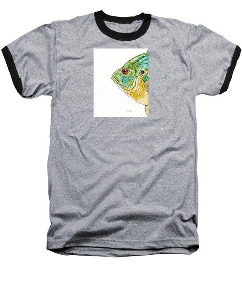 Not In Your Pan Baseball T-Shirt