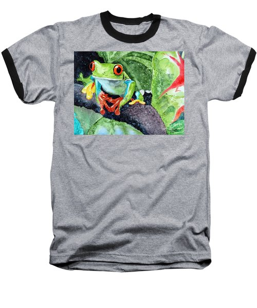 Not Kermit Baseball T-Shirt