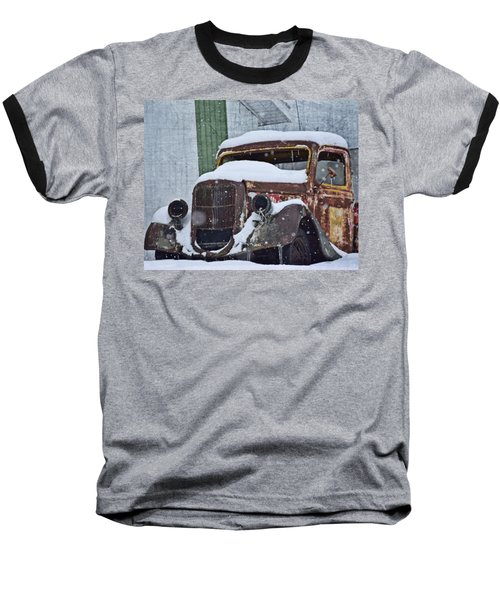 Not Moving Baseball T-Shirt