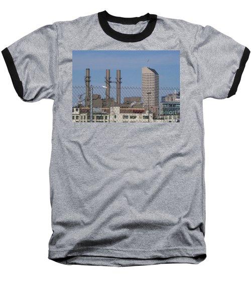 Not My White Flag Baseball T-Shirt