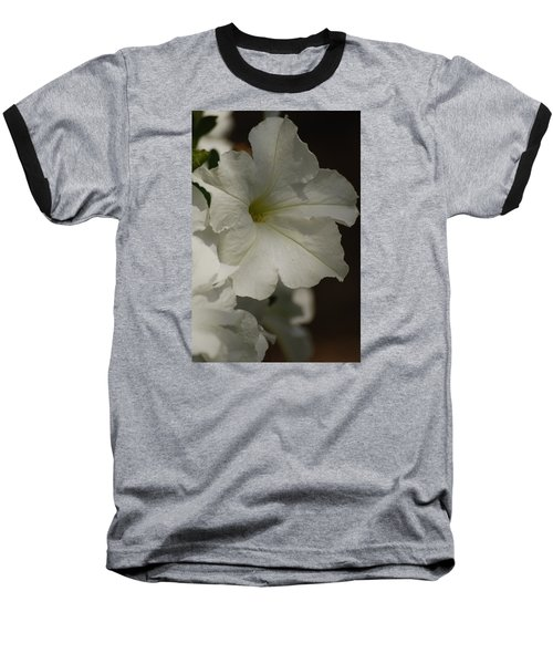 Baseball T-Shirt featuring the photograph Not Perfect But Beautiful by Ramona Whiteaker