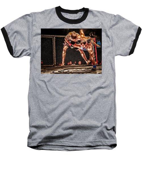 Not Today Baseball T-Shirt