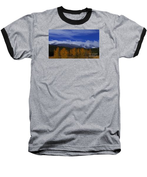 Not Yet Winter Baseball T-Shirt