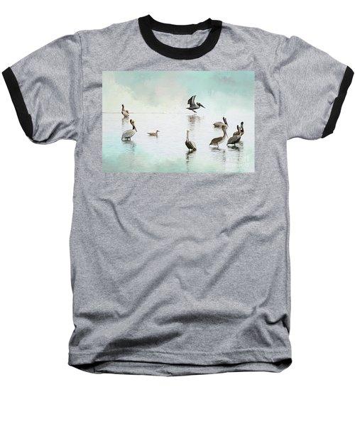 Nothing But Blue Skies Baseball T-Shirt