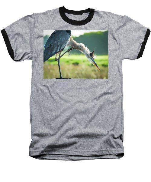 Nothing Like A Good Scratch Baseball T-Shirt