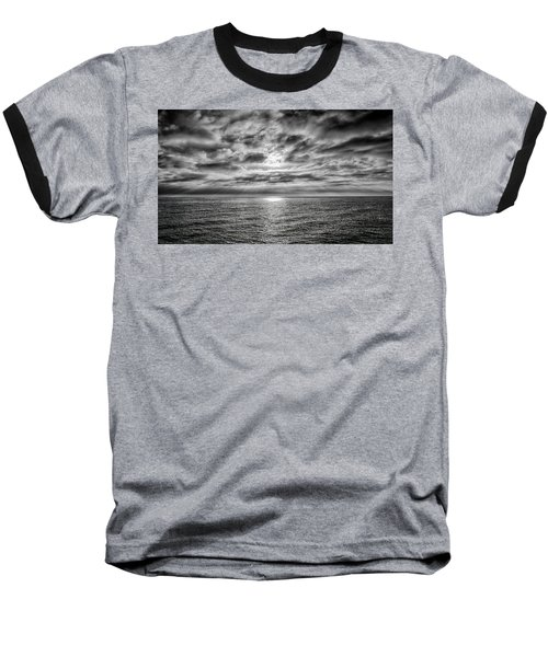 Baseball T-Shirt featuring the photograph Nothing Something Or All by Joseph Hollingsworth