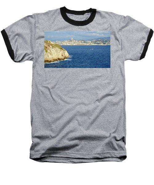 Notre Dame De La Garde Marseille  Baseball T-Shirt