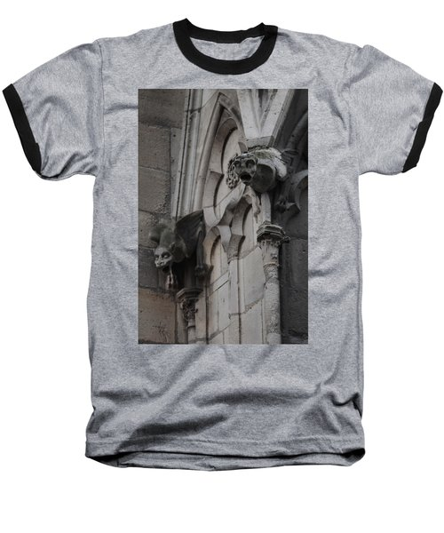 Notre Dame Grotesques Baseball T-Shirt