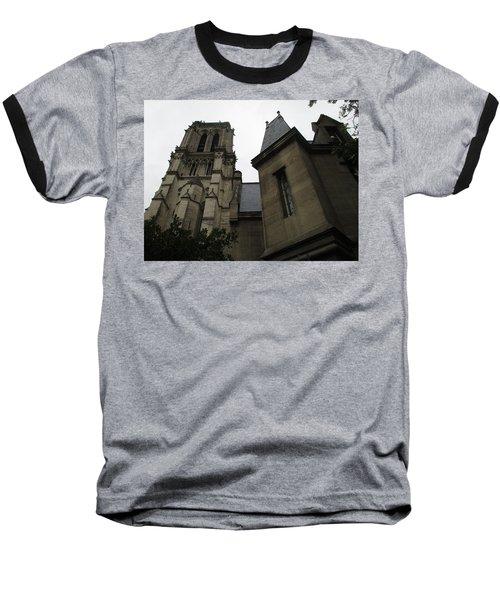 Notre Dame Paris Southwest Baseball T-Shirt
