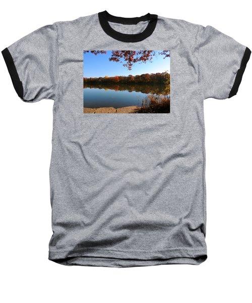 November Colors Baseball T-Shirt