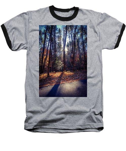 November Light Baseball T-Shirt