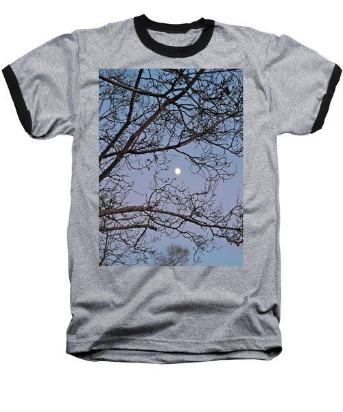 November Moon Baseball T-Shirt