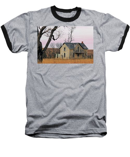 November Remnant Baseball T-Shirt by Christopher McKenzie