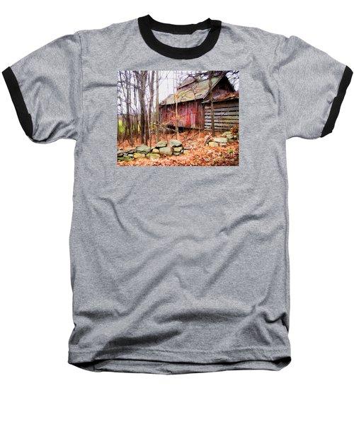 November Stark Baseball T-Shirt by Betsy Zimmerli