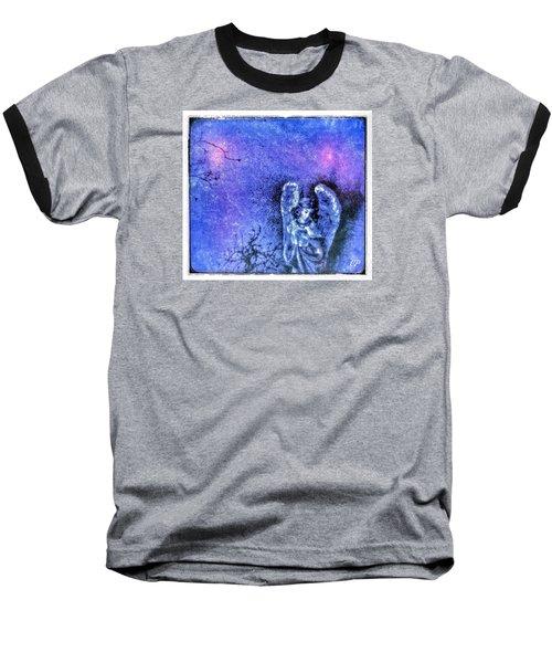 November Sky Baseball T-Shirt