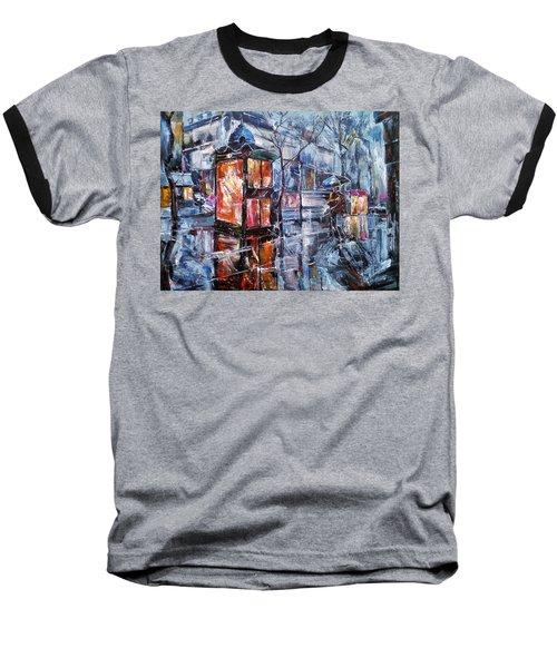 November Walk II Baseball T-Shirt